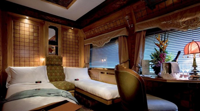 The Venice SimplonOrientExpress Train is now Getting new Luxurious Grand Suites