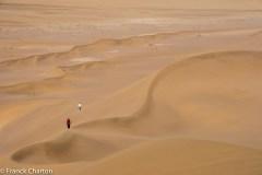 Iran, Korassan, désert de Lut, Dehsalm, dunes géantes de Rige Yalem // Iran, Korassan, Lut desert, Dehsalm, Rige Yalem giant dunes