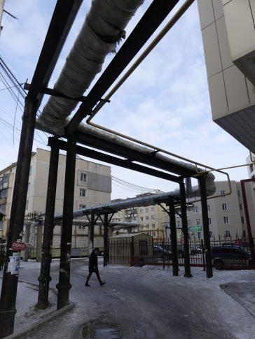 Yakoutsk chauffage urbain
