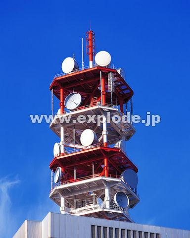 011:電信電話塔 - MIL53011.jpg - 寫真素材