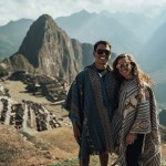 Wandern zum Sonnentor beim Machu Picchu