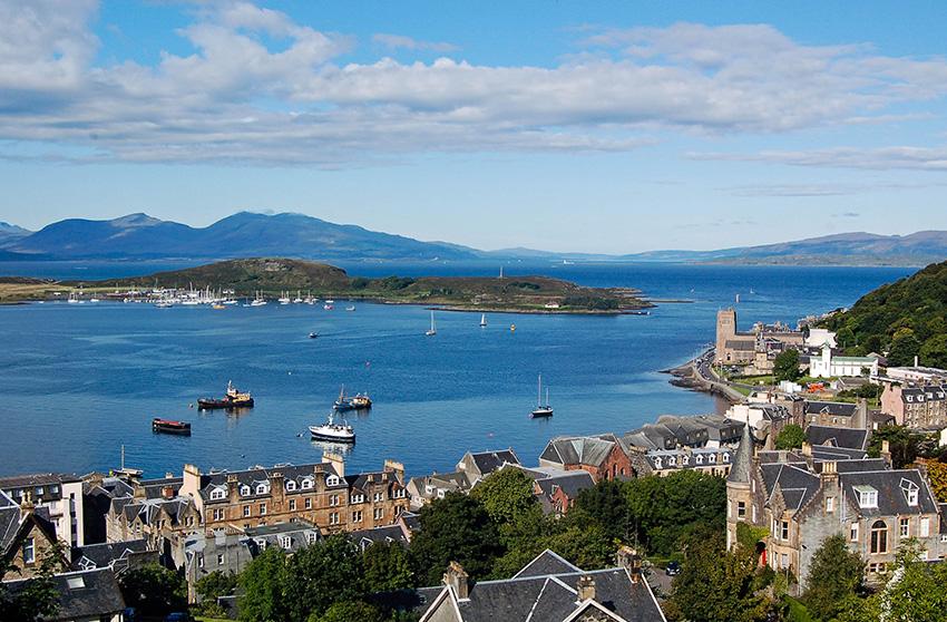 Visitar Lagos de Escocia