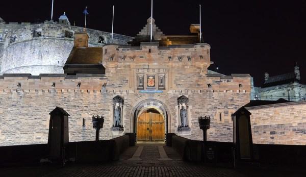 los fantasmas de Edimburgo