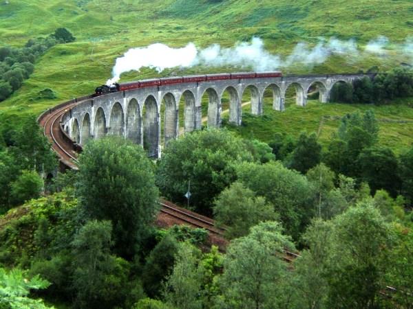 Jacobite train 01