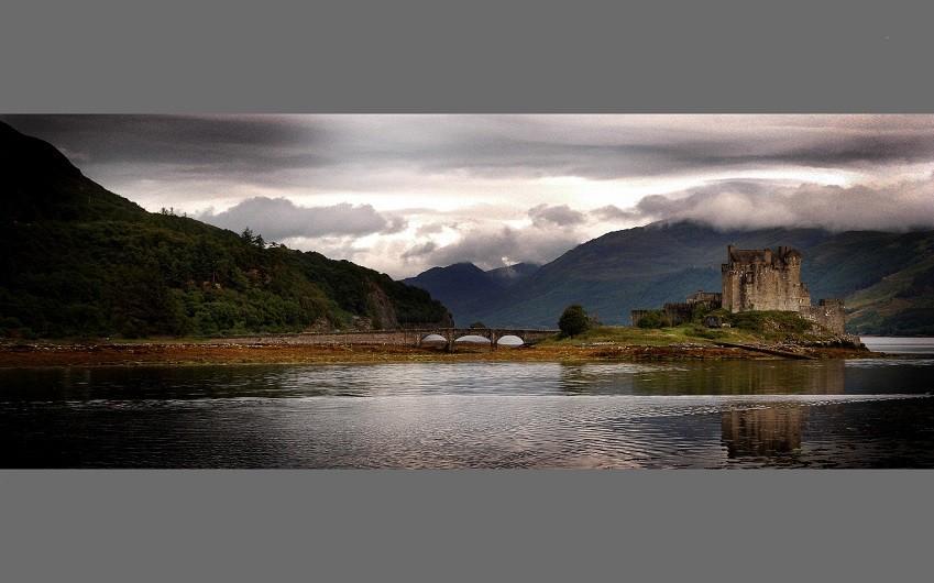 Eilean Donan Castle - Localizaciones de los Inmortales