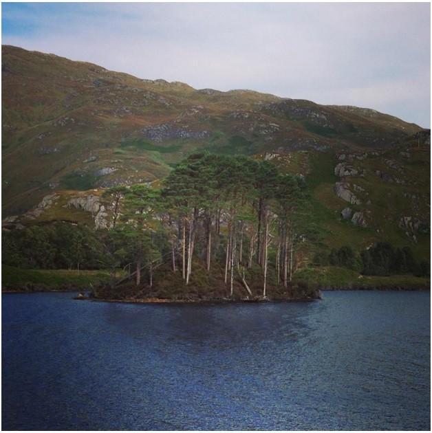 Eilean Na Moine - Localizaciones de Harry Potter - Explora Escocia