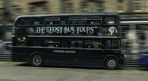 ghost tour edimburgo