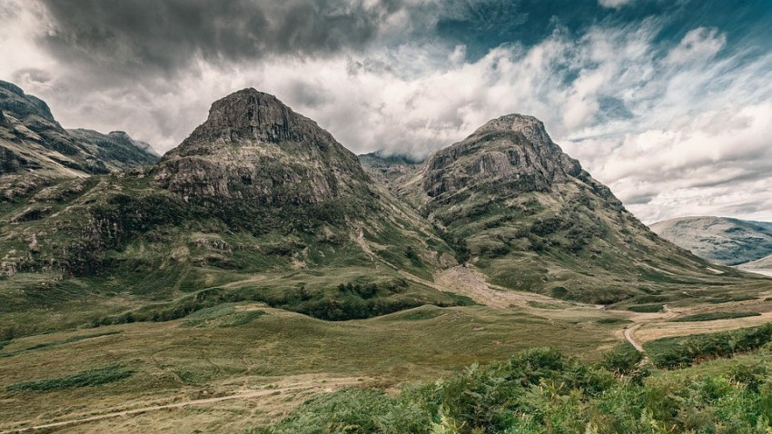 souvenirs tipicos de Escocia