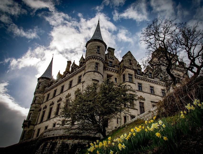 castillo de dunrobin