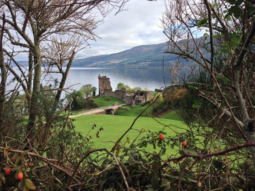 lugar más bello de Escocia