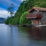 lugares originales para dormir en Escocia