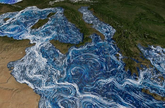 La mer Méditerranée, un point chaud pour l'écologie mondiale