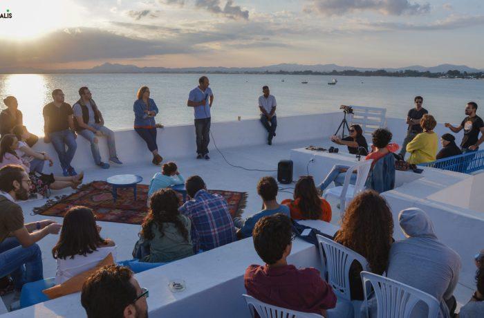Clôture en beauté de l'événement d'exploralis, Eco Talks et coucher de soleil