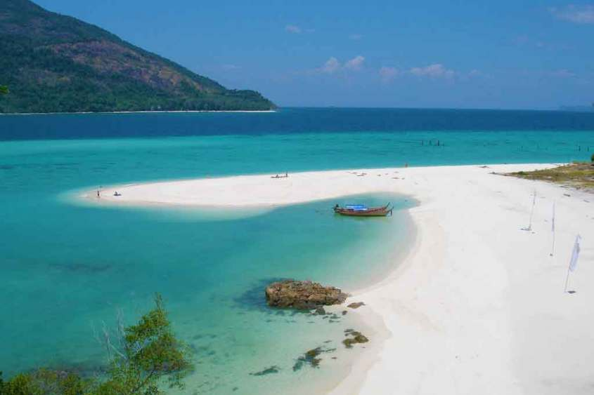 sunset beach koh lipe