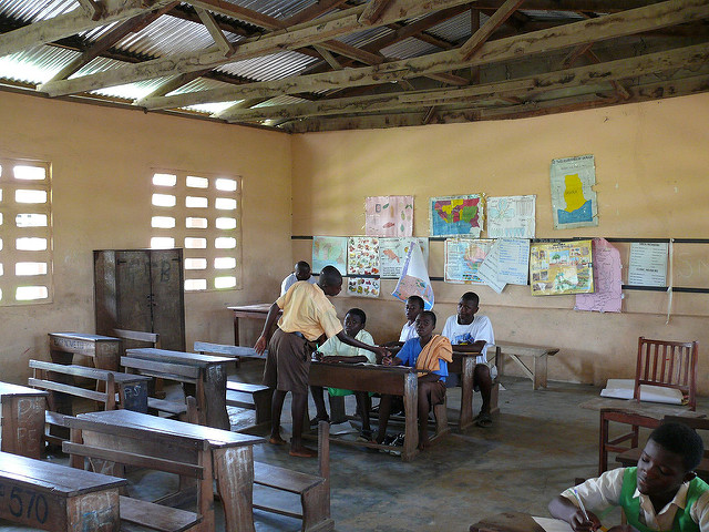Create Change works hard to get more girls into education © dan_milway