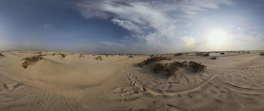 Qatar Sealine Desert