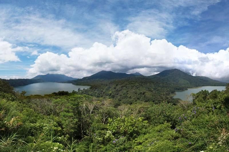 Twin Lakes Bali
