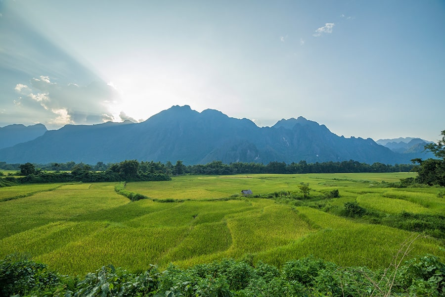 northern laos itinerary