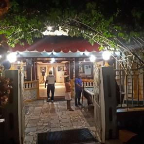 RH Hotel Entrance