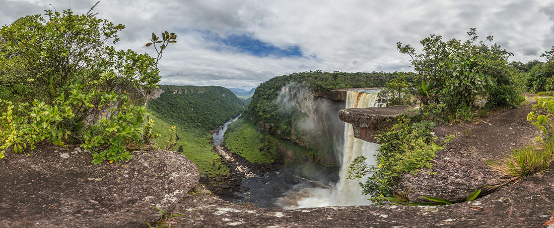 How much does it cost to go to Kaieteur Falls