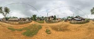 Phonsavan, Bomb Village