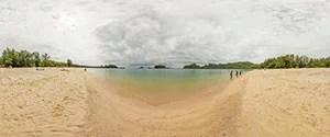 Langkawi, Tanjung Rhu Beach
