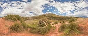 Moray Inca Site