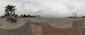 Doha, Corniche