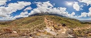 Mount Roraima Trek, Hike to Base Camp