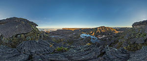 Mount Roraima Summit, Sunrise