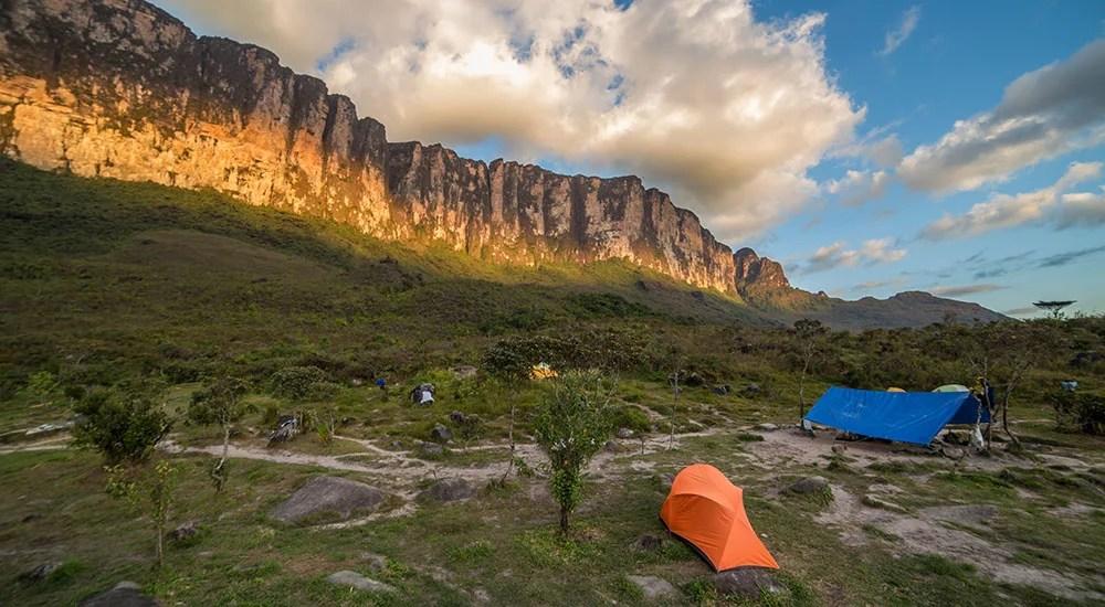 Roraima Base Camp
