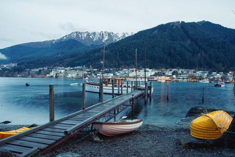 New Zealand Sights featured
