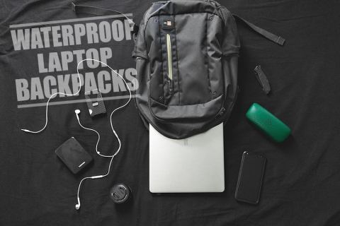 Best Waterproof Laptop Backpacks thumb