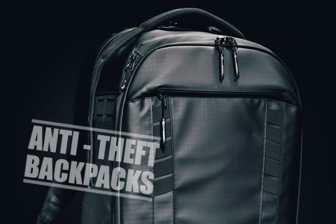 Best Anti Theft Backpacks thumb
