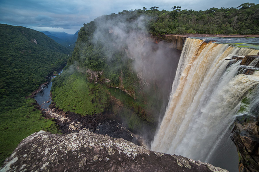 How to get to Kaieteur Falls thumb