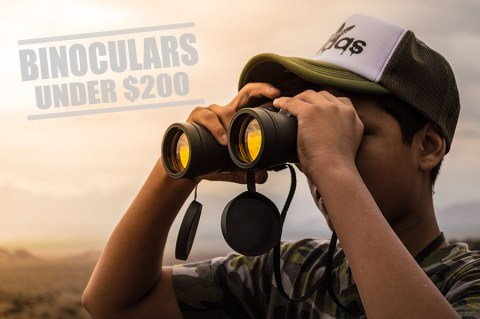 Best binoculars under 200 - thumb