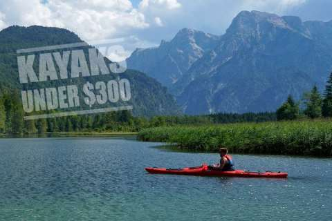 Best kayaks under 300 - thumb