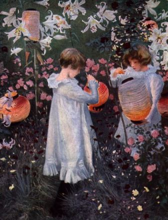 Carnation, Lily, Lily, Rose by John Singer Sargent, 1886