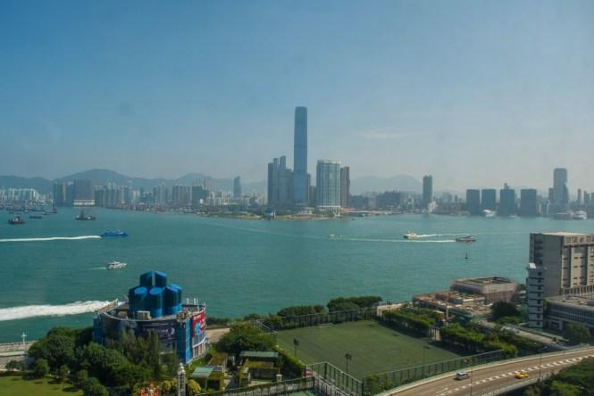 Hong Kong Hafen
