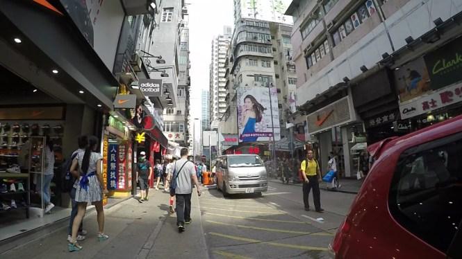 Sneaker Street Hong Kong