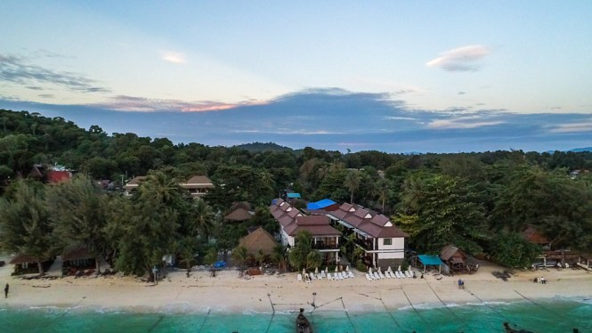 Cabana Lipe Beach Resort Sunrise Beach