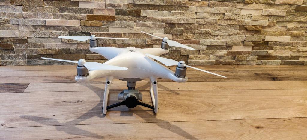 DJI Phantom 4 pro Drohne
