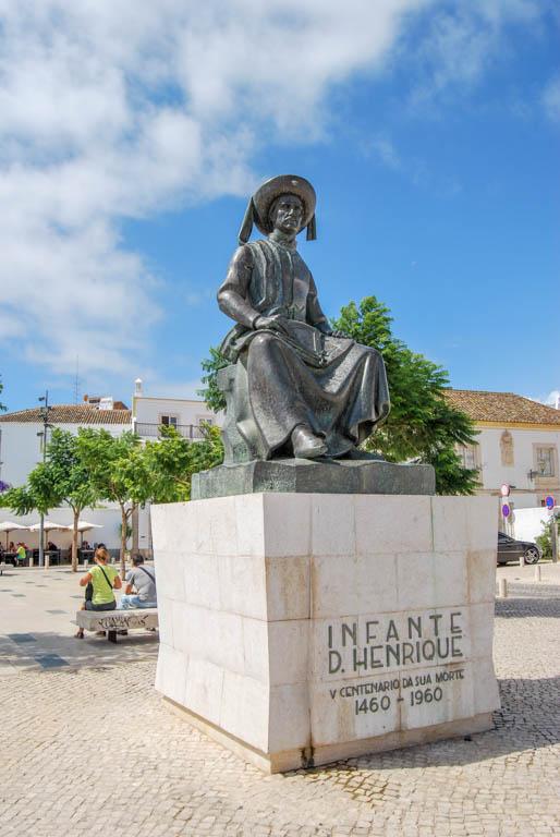 Denkmal Heinrich der Seefahrer