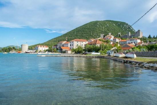 Kroatien Roadtrip: Die Bucht von Mali Ston