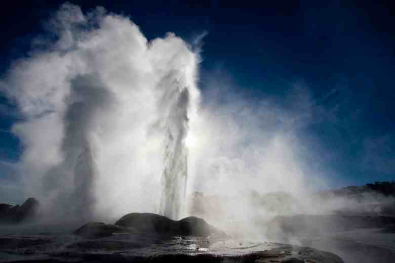 Image result for rotorua geysers