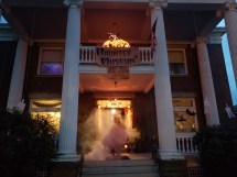 Clarion County Historical Society Haunted Museum Event