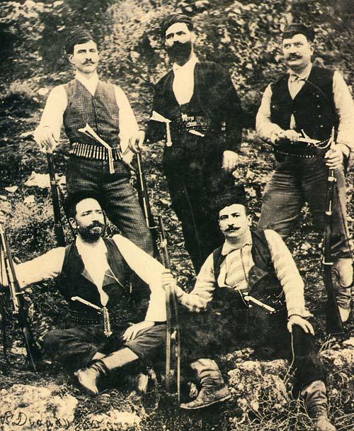 Cretan warriors