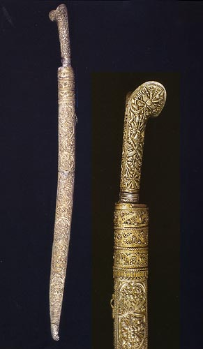 the sabre of Daskaloyannis