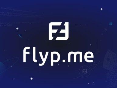 Flyp.me, el exchange de criptomonedas sin registro, lanza un nuevo diseño para intercambios instantáneos