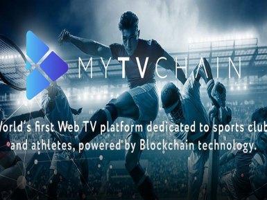 MYTVCHAIN, primera plataforma de web TV del mundo dedicada a clubs deportivos y atletas, desarrollada a través de la tecnología blockchain